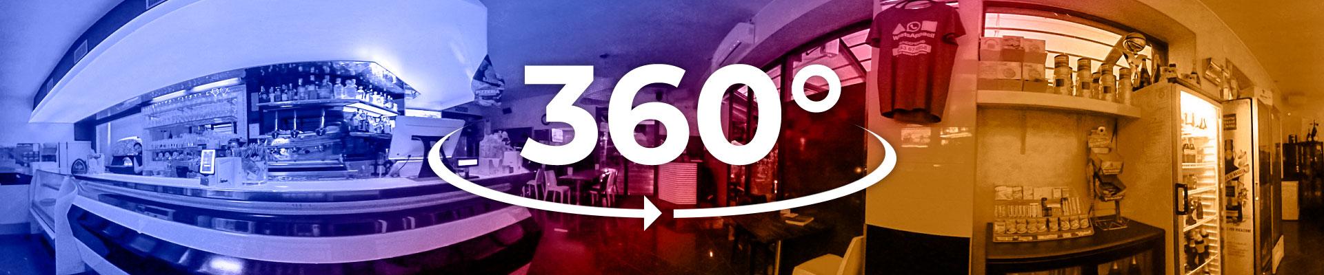Virtual Tour 360 Pandemonio
