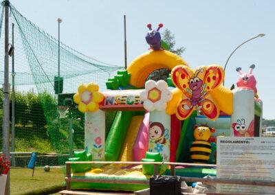 Area gioco bimbi - Pandemonio Spoleto